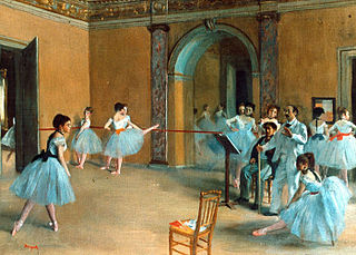 Biography Edgar Degas Art For Kids