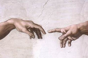 Image result for michelangelo art for kids hands