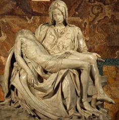 the pieta - Michelangelo Lebenslauf