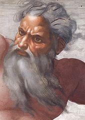 face of god - Michelangelo Lebenslauf