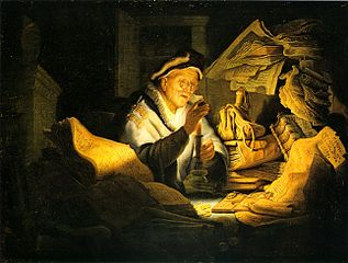Biography: Rembrandt Art for Kids