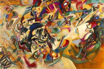 Biography: Wassily Kandinsky Art for Kids