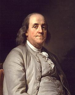 Benjamin Franklin Term Paper?