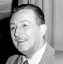 walt disney the person short biography