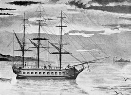 Captain Cook's Ship