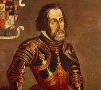 a biography and life work of hernan cortes a spanish conquistador Kids learn about the biography and life of spanish explorer and conquistador hernan cortes he conquered the aztec empire.