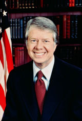 Biography of President Jimmy Carter for Kids