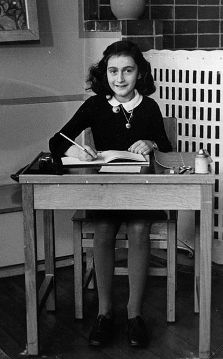 Anne frank facts for kids homework desk