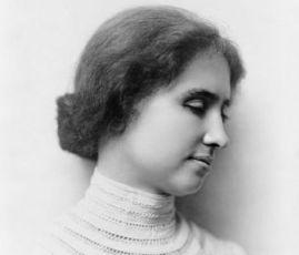 Biography: Helen Keller for Kids