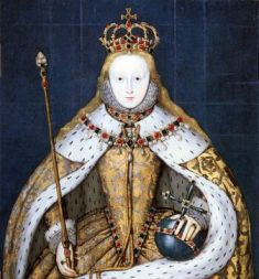 Queen Elizabeth I coronation