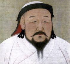 Kubla khan biography