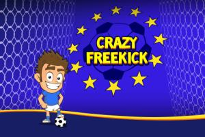 Crazy Freekick Soccer Game