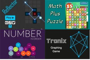 Educational Math Games for Kids