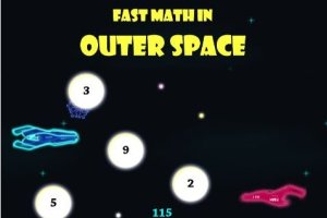 Math in Outer Space