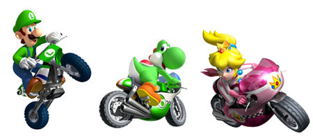 Video Games Mario Kart For Wii