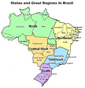 Demographics of Brazil