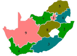 Geography for Kids: South Africa