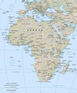 Geography For Kids African Countries And The Continent Of Africa