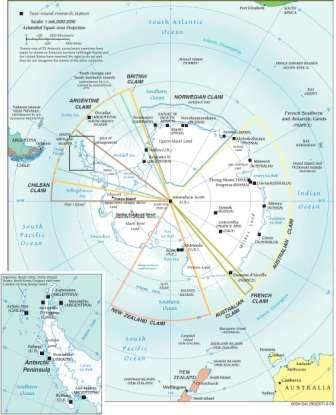 Geography for Kids: Antarctica