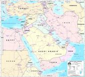 Geography for Kids: Middle East