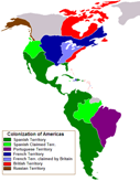 ' ' from the web at 'http://www.ducksters.com/geography/flagmaps/north_america_colonization_sm.png'