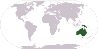 Geography of Oceania