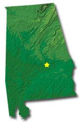 Alabama Landforms Pictures 11
