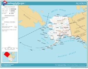 United States Geography for Kids: Alaska