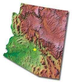 United States Geography For Kids Arizona