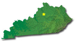 United States Geography for Kids: Kentucky