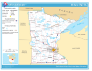 Atlas of Minnesota State