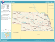 Atlas of Nebraska State
