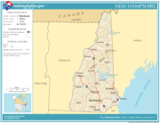 Atlas of New Hampshire State