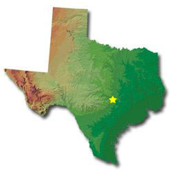 United States Geography for Kids: Texas