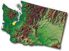 United States Geography For Kids Washington