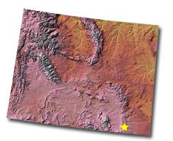 United States Geography for Kids: Wyoming