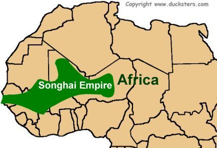 Ancient Africa for Kids: Songhai Empire