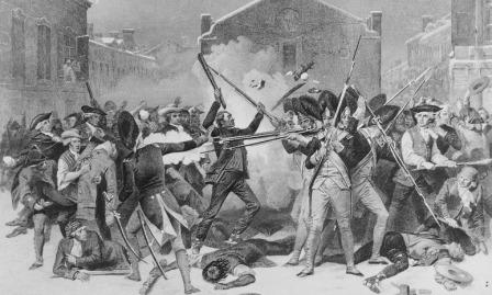the history of the boston massacre On this day, the boston massacre lights the fuse of revolution  important events  in american history than the battle of king street on the 5th of.