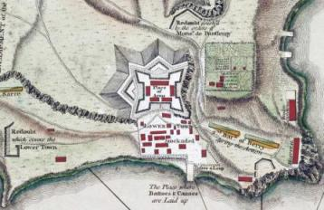 American Revolution for Kids: Fort Ticonderoga