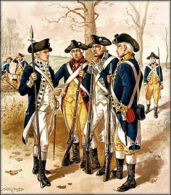 life of a continental soldier Prior to his appointment as head of the continental army, washington had never commanded a large army in the field george washington was but one of only a handful of candidates considered by the second continental congress who possessed any significant military experience.