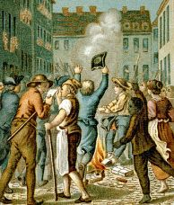 The stamp act congress resulted in what action