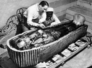 Ancient Egyptian History for Kids: King Tut's Tomb