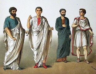 Clothing in ancient Rome - Wikipedia
