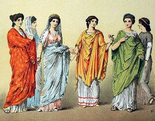 Ancient Rome for Kids: Clothing and Fashion