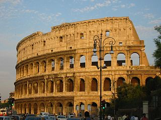 Ancient Rome For Kids The Colosseum