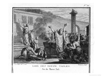 Ancient Rome: Roman Law