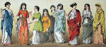 a woman in ancient roman times essay Start studying ancient rome short essay questions learn vocabulary, terms, and more with flashcards, games, and other study tools.