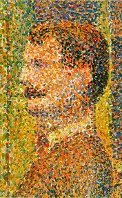 Image result for pointillism
