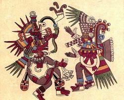 Aztec Empire for Kids: Religion, Gods, and Mythology