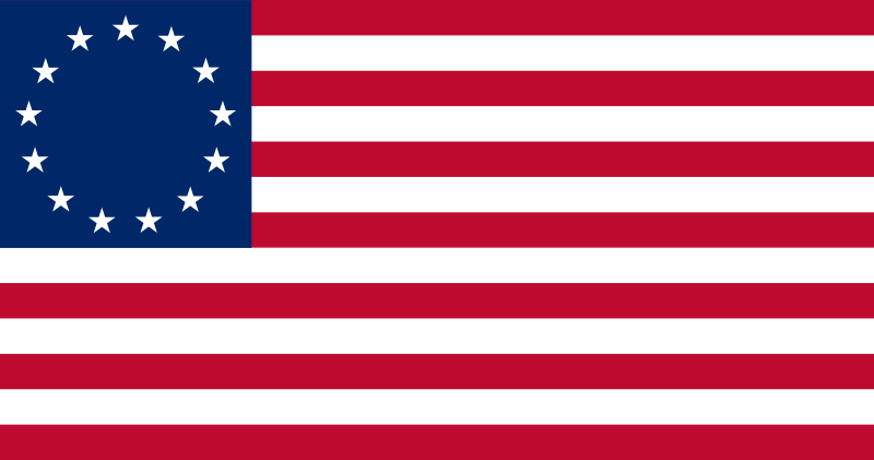American Revolution For Kids The United States Flag
